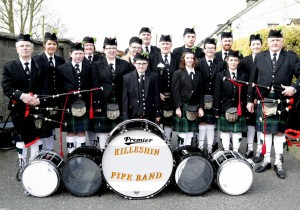 Killeshin Pipe Band