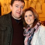 Sarah Dooley & Michael Feehan who in July this year will be married in St. Clare's Church, Graiguecullen
