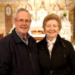 Seamus and Margaret Reddy who are celebrating their 50th Wedding Anniversary in 2017