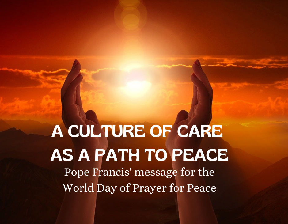Peace Sunday-A Culture of Care as a Path to Peace-17th January