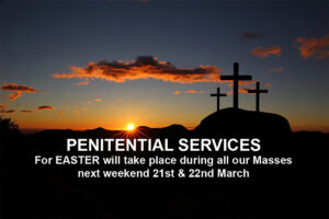 Penitential Services